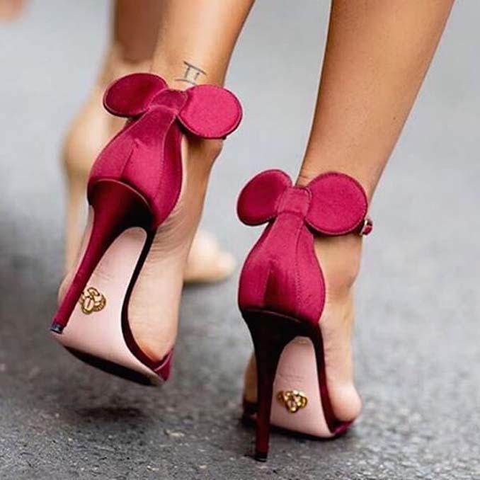 Πέδιλα Minnie Mouse (5)