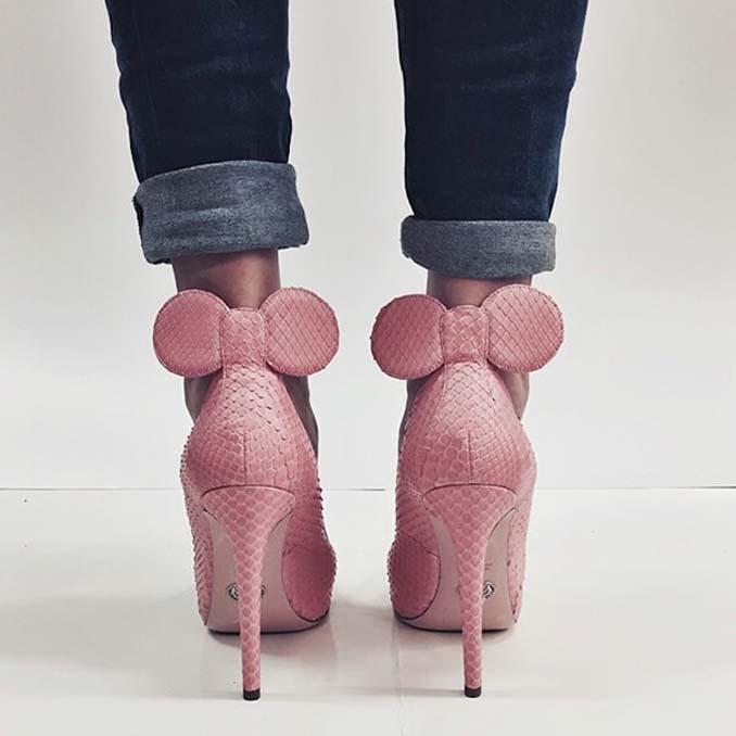 Πέδιλα Minnie Mouse (6)