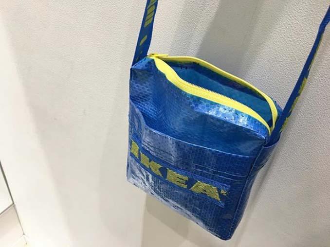 Ρούχα και αξεσουάρ από τσάντες ΙΚΕΑ (2)