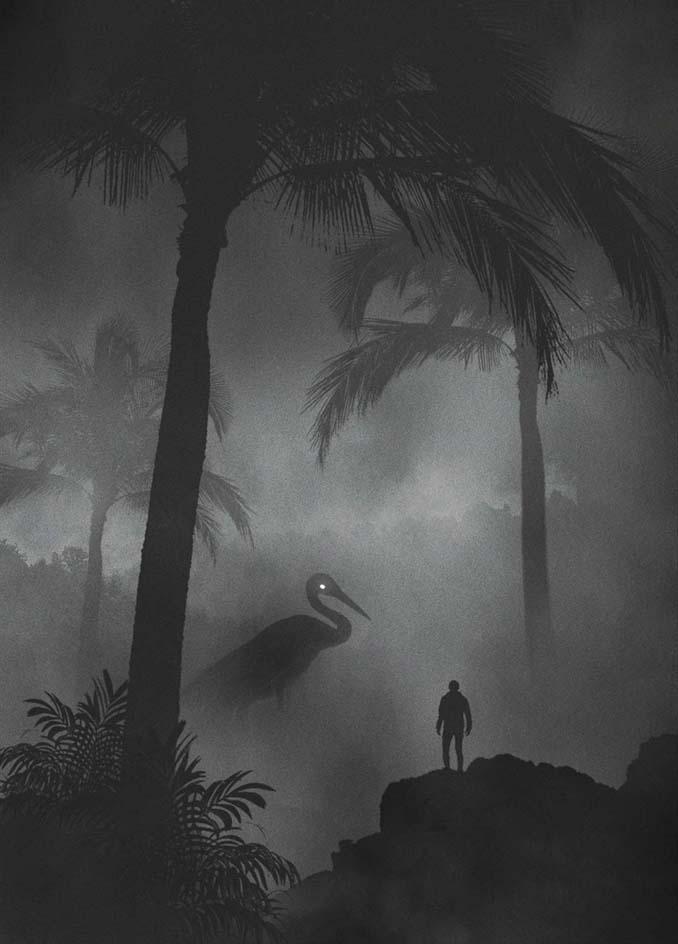 Σκιτσογράφος πολεμάει την κατάθλιψη με σκοτεινά σκίτσα (4)