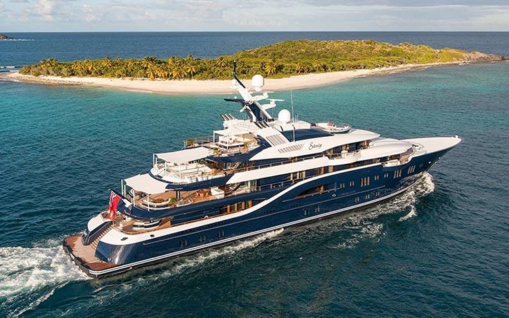 Πως είναι ένα superyacht άξιας 160 εκατομμυρίων ευρώ (1)