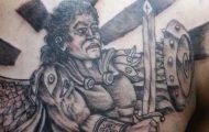 Το σώμα είναι ένας υπέροχος καμβάς... αρκεί να μην είναι άσχετος ο tattoo artist!