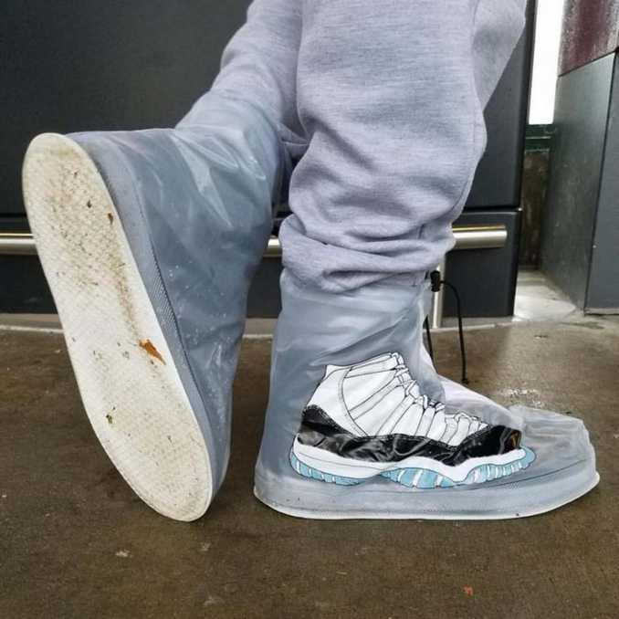 Αδιάβροχα για παπούτσια (2)