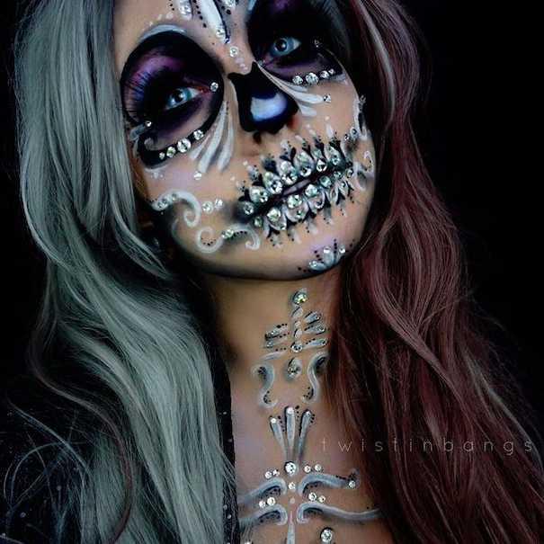 Οι ανατριχιαστικές μεταμορφώσεις της makeup artist Corie Lynn (3)