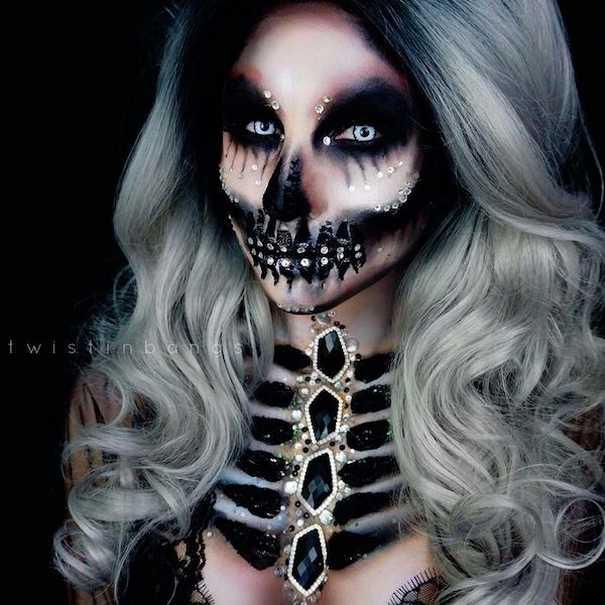 Οι ανατριχιαστικές μεταμορφώσεις της makeup artist Corie Lynn (6)