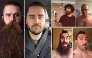 30 άνδρες πριν και μετά το ξύρισμα που έγιναν αγνώριστοι