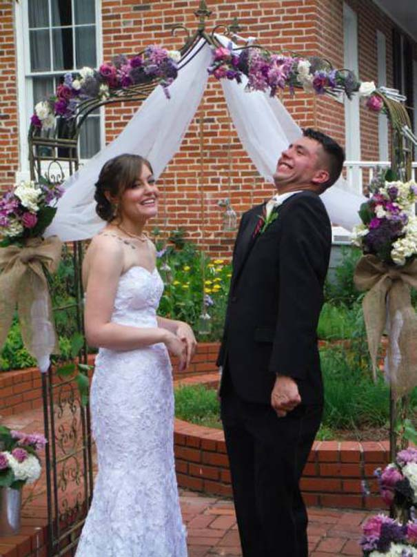 Αστείες φωτογραφίες γάμων #80 (2)