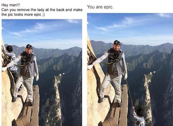 Αυτό συμβαίνει όταν ζητάς βοήθεια στο Photoshop από τον λάθος άνθρωπο #8 (8)