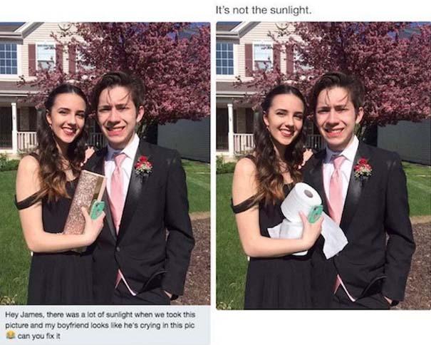 Αυτό συμβαίνει όταν ζητάς βοήθεια στο Photoshop από τον λάθος άνθρωπο #8 (12)