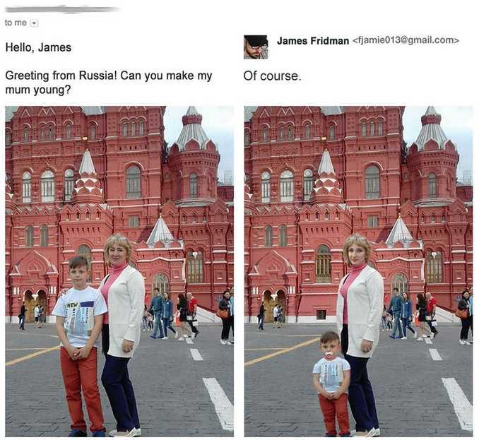 Αυτό συμβαίνει όταν ζητάς βοήθεια στο Photoshop από τον λάθος άνθρωπο #9 (6)