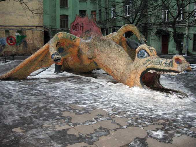 Διακόσμηση πόλεων στη Ρωσία (7)
