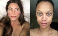 19 διάσημες που δεν φοβούνται να δείξουν το πρόσωπό τους χωρίς μακιγιάζ