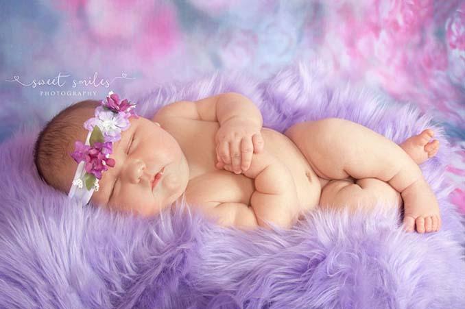 Η γέννηση ενός μωρού 6 κιλών τρέλανε το Internet (7)
