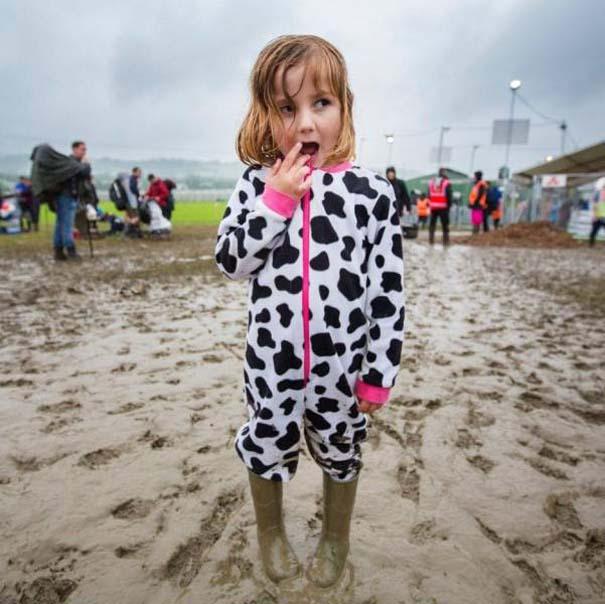 Glastonbury: Φεστιβάλ στις λάσπες (10)