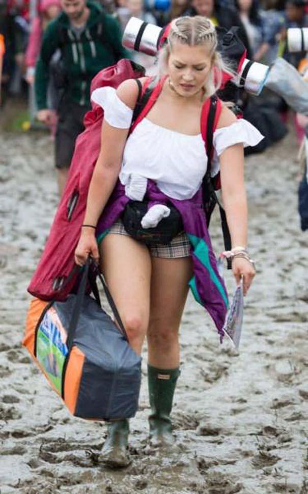 Glastonbury: Φεστιβάλ στις λάσπες (14)