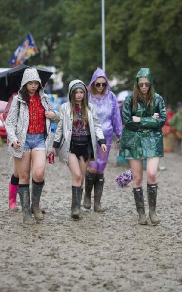 Glastonbury: Φεστιβάλ στις λάσπες (18)