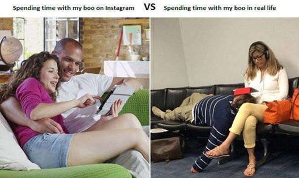 Instagram vs Πραγματικότητα - 24 ξεκαρδιστικές διαφορές (7)