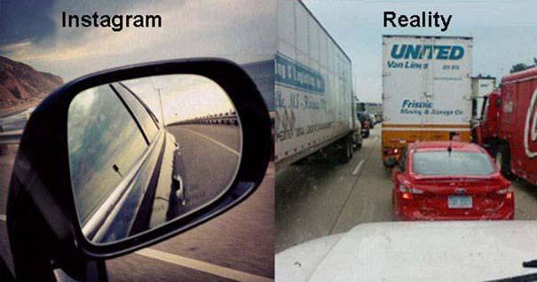 Instagram vs Πραγματικότητα - 24 ξεκαρδιστικές διαφορές (9)