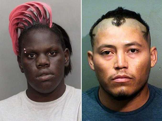 Οι κομμώσεις σε αυτές τις φωτογραφίες συλληφθέντων είναι πράγματι εγκληματικές! (4)