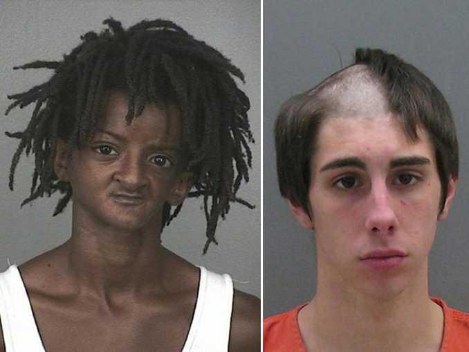 Οι κομμώσεις σε αυτές τις φωτογραφίες συλληφθέντων είναι πράγματι εγκληματικές! (7)