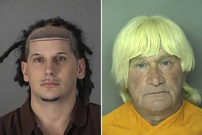 Οι κομμώσεις σε αυτές τις φωτογραφίες συλληφθέντων είναι πράγματι εγκληματικές! (9)