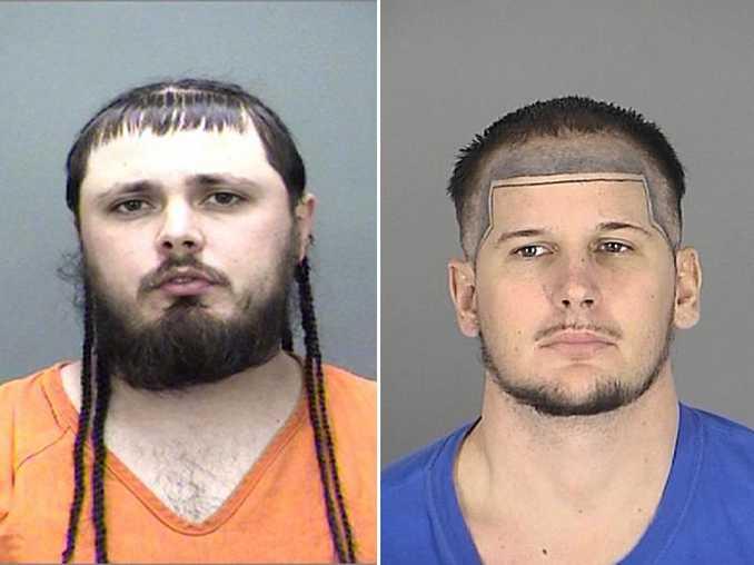 Οι κομμώσεις σε αυτές τις φωτογραφίες συλληφθέντων είναι πράγματι εγκληματικές! (12)