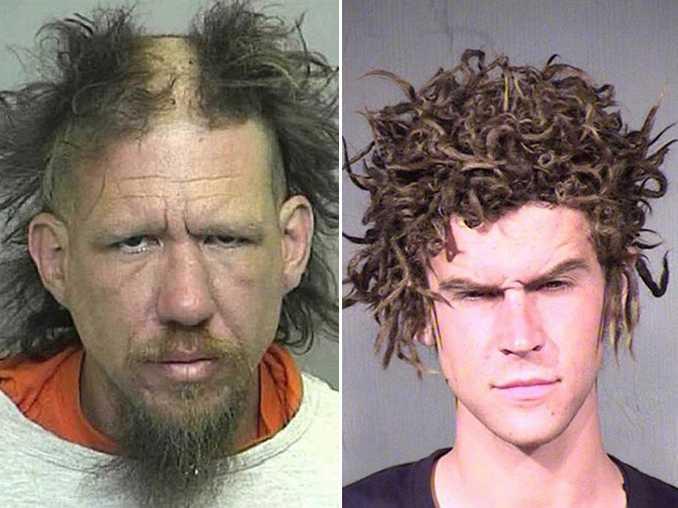 Οι κομμώσεις σε αυτές τις φωτογραφίες συλληφθέντων είναι πράγματι εγκληματικές! (13)