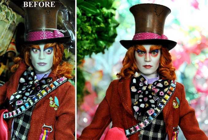 Κούκλες διασήμων ξαναβάφονται για να γίνουν πιο ρεαλιστικές και το αποτέλεσμα είναι εκπληκτικό! (13)