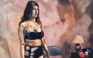 Make up artist καταφέρνει να μπερδέψει την τέχνη με την πραγματικότητα (1)
