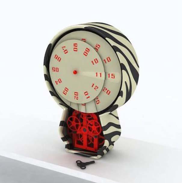 Παράξενα και πρωτότυπα ρολόγια #10 (11)