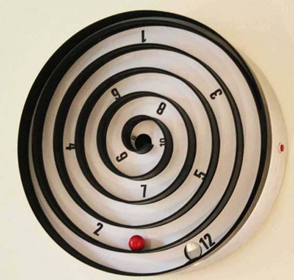 Παράξενα και πρωτότυπα ρολόγια #10 (13)