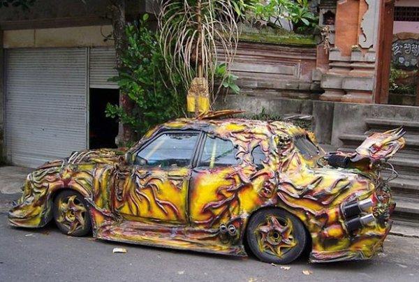 Περίεργα Αυτοκίνητα #69 (10)