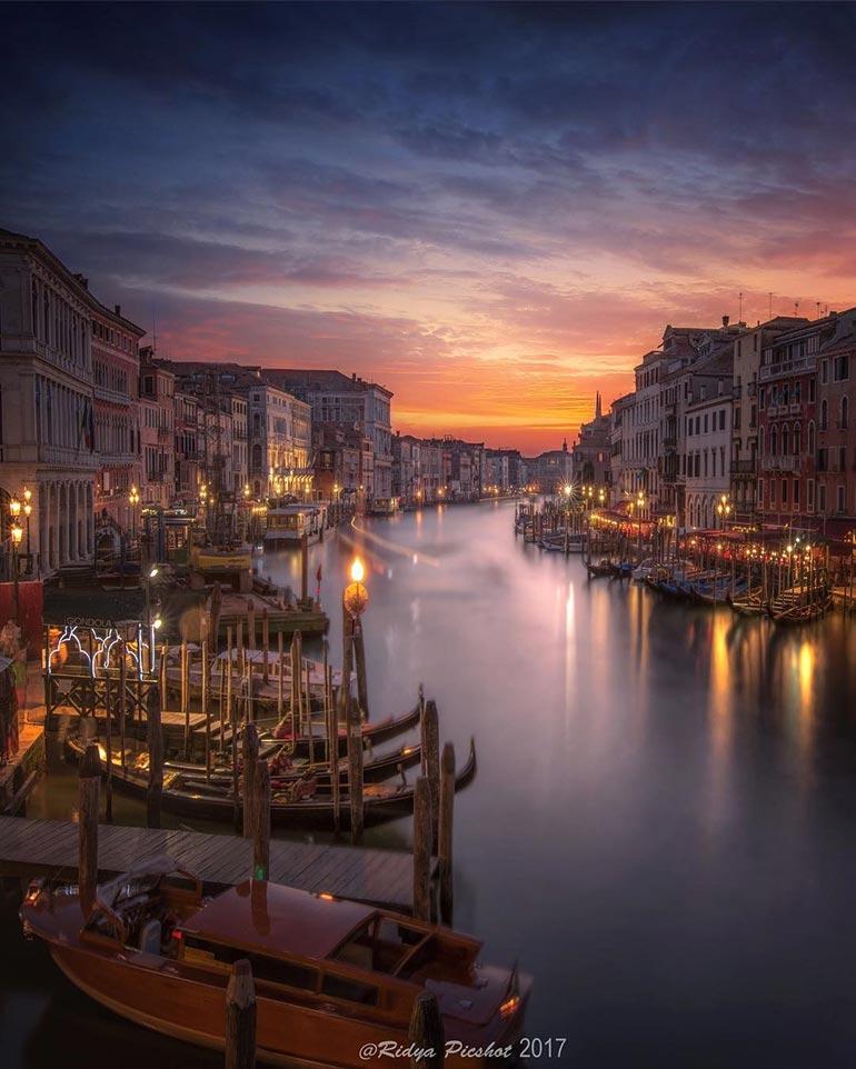 Μαγική Βενετία | Φωτογραφία της ημέρας