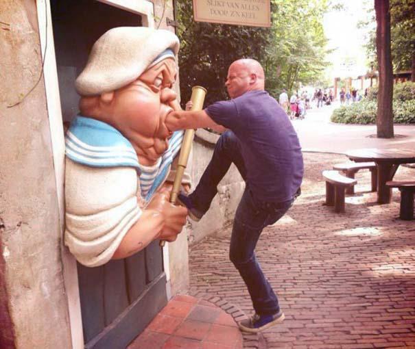 Ποζάροντας με αγάλματα #27 (1)