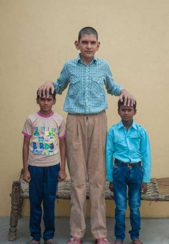 Το ψηλότερο αγόρι στον κόσμο (11)
