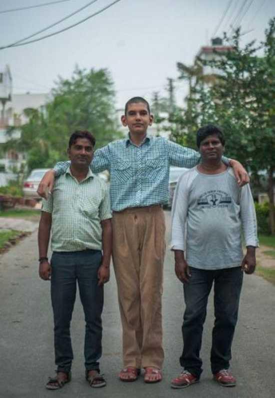Το ψηλότερο αγόρι στον κόσμο (12)
