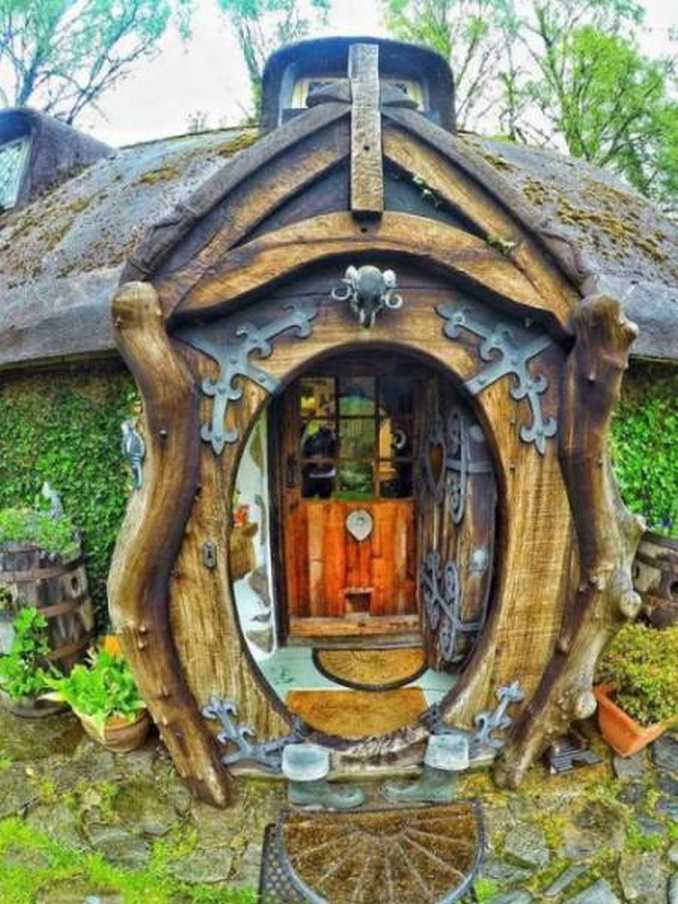 Σπίτι Χόμπιτ στη Σκωτία (2)