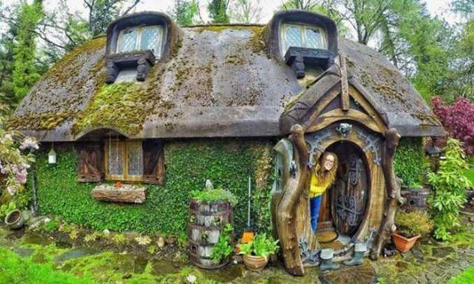 Σπίτι Χόμπιτ στη Σκωτία (3)