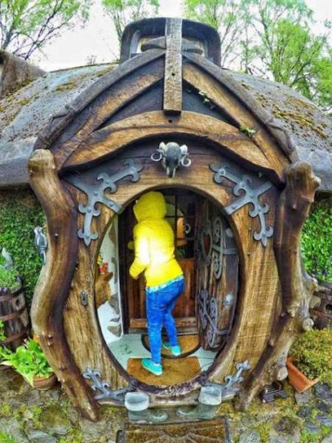 Σπίτι Χόμπιτ στη Σκωτία (4)