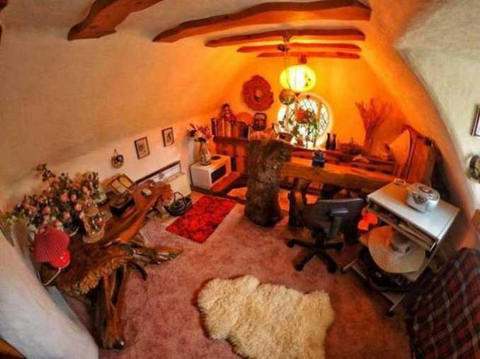 Σπίτι Χόμπιτ στη Σκωτία (5)