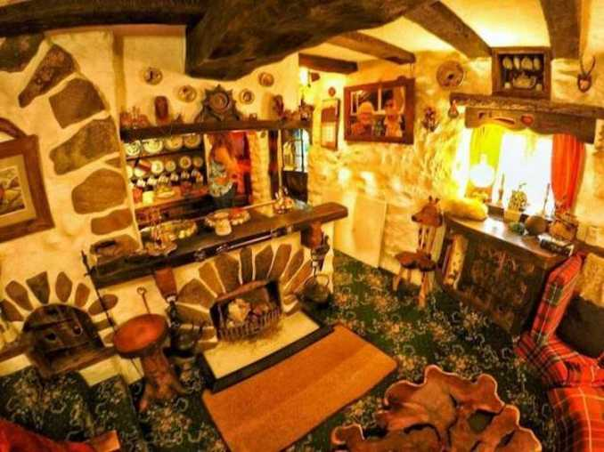Σπίτι Χόμπιτ στη Σκωτία (12)