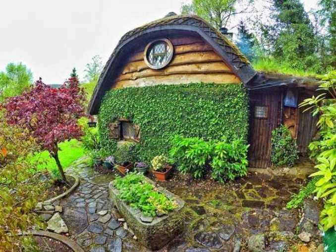 Σπίτι Χόμπιτ στη Σκωτία (15)