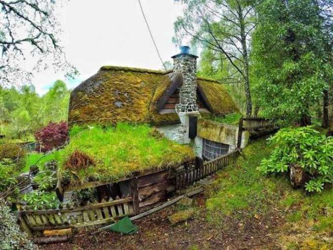 Σπίτι Χόμπιτ στη Σκωτία (16)