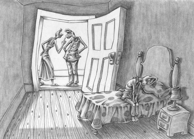 Τα στραβά της σημερινής κοινωνίας μέσα από σατιρικά σκίτσα (3)