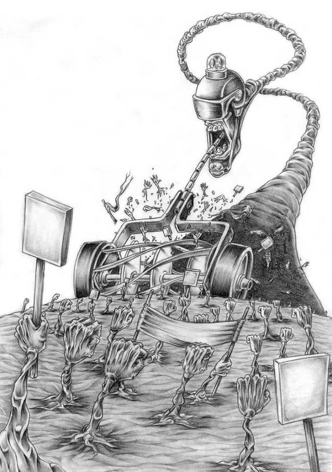 Τα στραβά της σημερινής κοινωνίας μέσα από σατιρικά σκίτσα (7)