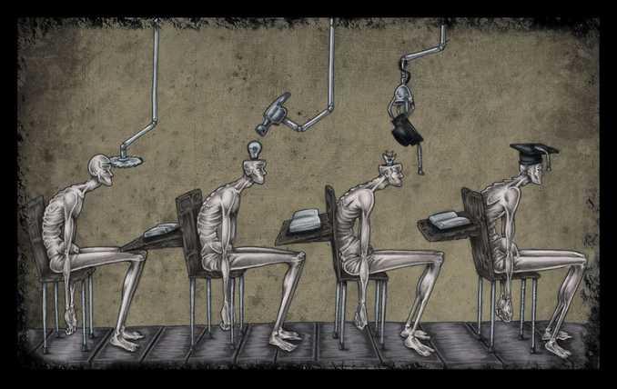 Τα στραβά της σημερινής κοινωνίας μέσα από σατιρικά σκίτσα (13)