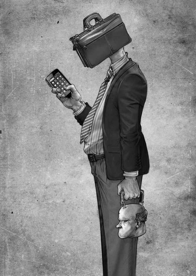 Τα στραβά της σημερινής κοινωνίας μέσα από σατιρικά σκίτσα (19)