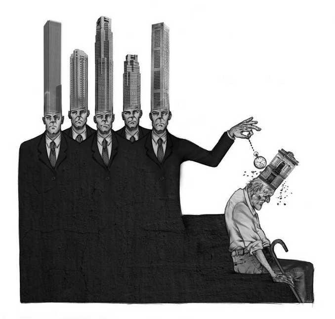 Τα στραβά της σημερινής κοινωνίας μέσα από σατιρικά σκίτσα (20)