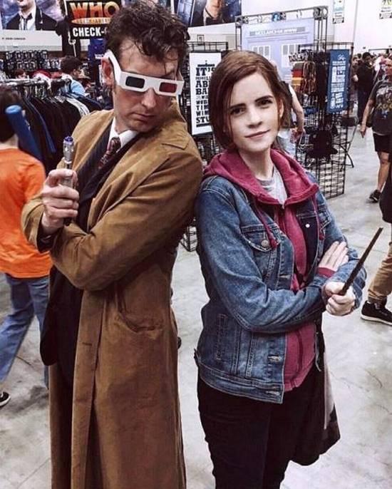 Σωσίας Emma Watson (6)