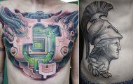19 τατουάζ που ξεχωρίζουν με την πρώτη ματιά